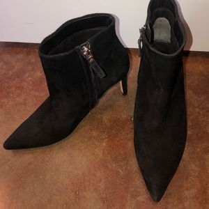 SAM EDELMAN ANKLE BOOTS HEELS